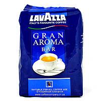 Кофе Lavazza Gran Aroma Bar в зернах 1кг