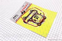 """Прокладки поршневой к-кт 47мм-80cc """"красная нить"""" (DDL) скутер 50-100 куб.см"""