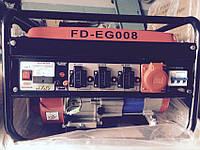 Бензиновый генератор  ALLIGATOR FD-EG008  (2.7 кВт), фото 1