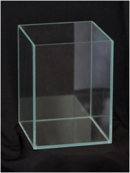 Наноаквариум из сверхпрозрачного стекла. Оптивайт, диамант.