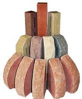 Кирпич рваный камень