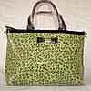 Кожаная женская сумка Fika Montino с лазерной обработкой