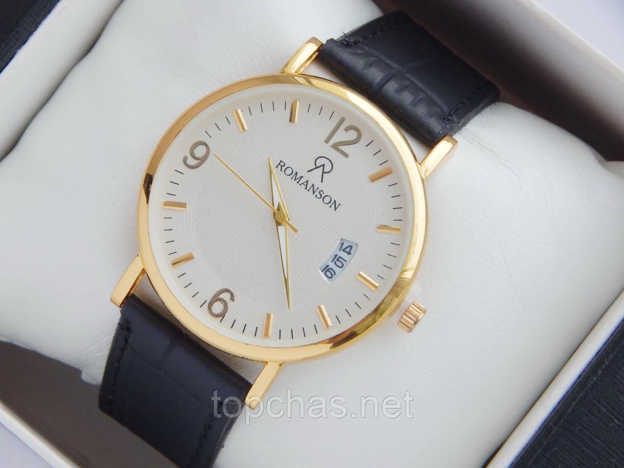Романсон часы наручные мужские купить копию часы радо