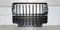 Защита картера двигателя Audi Allroad (C7)  2012-