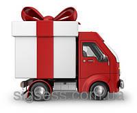 Радостная новость  для потребителей продукции Sigcess в Украине - в 2016 году бесплатная доставка!