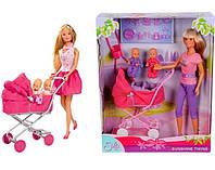 Кукольный набор Штеффи с коляской Steffi Love Simba