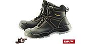 Ботинки защитные кожаные противоскользящая подошва из полиуретана Rejs