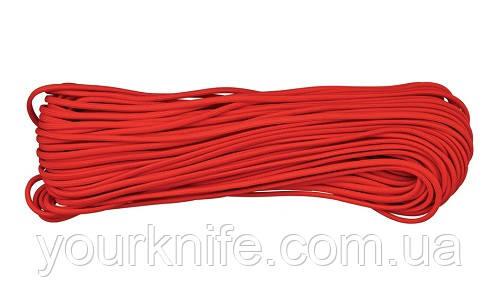 Паракорд Para-cord 550 Red красный