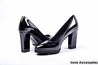 Туфли женские кожаные Basconi