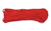 Купить Паракорд Para-cord 550 Red красный