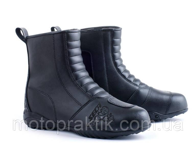 Seca Kiara Black, EU36, Мотоботы
