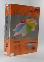 Бумага цветная  М-Стандарт A4 интенсив. оранжевая IT240 100листов 163151