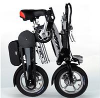 Электро скутер складной с алюминиевой рамой типа-М.