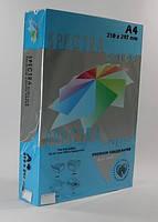 Бумага цветная  М-Стандарт A4 интенсив. синяя IT220 100листов 163147