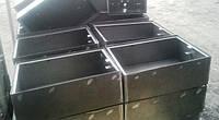 Изготовление  шкафов, ящиков из металла  в Харькове.