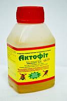 Актофит (200 мл) для уничтожения вредителей сельскохозяйственных культур и декоративных растений