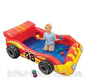 Детский надувной игровой центр Intex 48665 (183х130х56 см.), фото 2