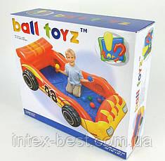 Детский надувной игровой центр Intex 48665 (183х130х56 см.), фото 3
