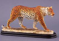 "Фигурка из полистоуна 33 см. ""Леопард"""