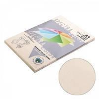 Бумага цветная М-Стандарт A4 пастельная светло-желтая IT100  100листов 163166, фото 1