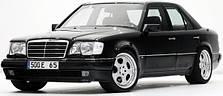 Фаркопы на Mercedes E w124 (1985-1995)