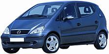 Фаркопы на Mercedes A w168 (1997-2004)