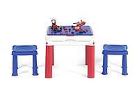 Стол для творчества и игры 3в1 Keter Constructable 17210603