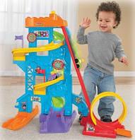 Развивающая игрушка Fisher Price трек c машинками, фото 1