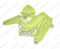 Детский флисовый костюм Бегемотик