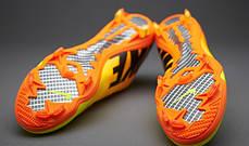 Бутсы Nike Mercurial Vapor IX FG 555605-708 Оранжевые, Найк меркуриал (Оригинал), фото 3