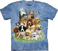 3D футболка для девочки The Mountain размер L на 10-12 лет детские футболки