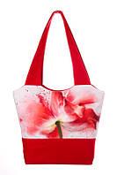 Весенняя женская сумка сцветком