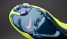 Бутсы Nike Mercurial Vapor X FG 648553-760 Желтые, Найк меркуриал (Оригинал), фото 3