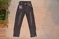 Брюки-скины под джинс для девочек 4-14 лет