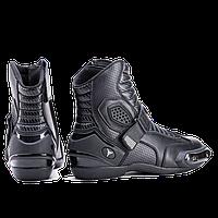 Мотоботы Seca Sprint II Black, EU40