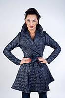 """Женское демисезонное пальто """"Колокольчик"""""""