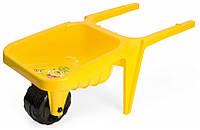 Детская тачка для песка Винни Пух/Микки Маус (77180)