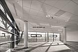 Плита подвесного потолка Thermatex Альфа/Alpha HD AMF, AW/GN 600х600, фото 3