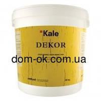 Kale DEKOR Штукатурка короед 3 мм.