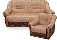 Диван и кресло Матадор