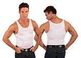 Майка мужская Slim-n-Lift (Слим-энд-Лифт ) - корректирующее белье, фото 4