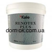 Kale RENOTEX PLUS структурная силиконовая штукатурка Структурная штукатурка с силиконом, фото 1