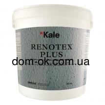 Kale RENOTEX PLUS Структурная штукатурка с силиконом - ДомОК ООО в Киеве