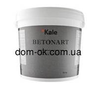 Kale BETONART Текстурная штукатурка фактура бетон