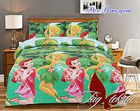 TAG Комплект постельного белья Фея Динь-Динь полуторный детский