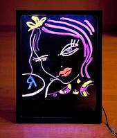 LED доска для рекламы