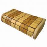 Подголовник бамбуковый для бани