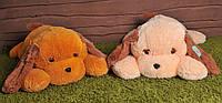 Собака Тузик коричневый 65 см