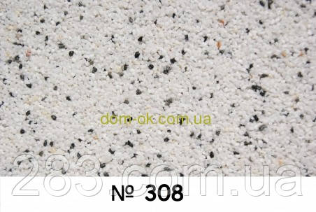 Гранитная штукатурка  Термо-Браво № 308 Ведро 25 кг