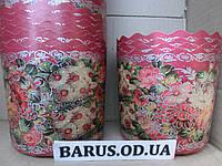 Формы для выпечки бумажные 90*85 Италия